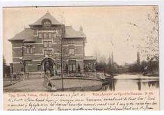 Bussum- Villa Amalia En Vijver Te Bussum 1902