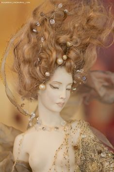 """Black Noize Cathedral - The exhibition """"And the deity, and inspiration"""" in the Club-studio """"Doll Collection"""""""