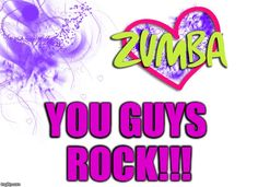 Zumba instructs love to share the Zumba love with their students after class!