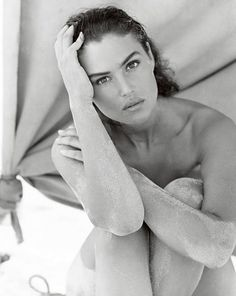 It took 35 years, but Monica Bellucci is still as beautiful as in her youth