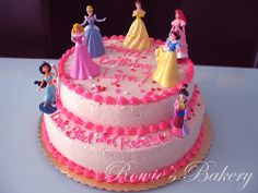Disney Princess Cakes for Girls | photo