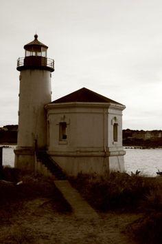 River Lighthouse - bandon, Oregon