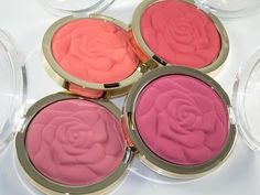 I'm going to Walgreen's tomorrow...These gorgeous new Milani blushes are calling my name! #milani