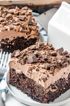 Diy Dessert, Smores Dessert, Quick Dessert, Dessert Healthy, Dessert Food, Smores Cake, Healthy Snacks, Mini Desserts, Easy Desserts
