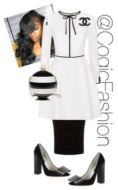 """Women Sunday!!!"" by cogic-fashion on Polyvore featuring Warehouse, Ted Baker, Louis Vuitton and Kate Spade"