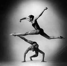 I love the angles and form created by the Alvin Ailey Dance Theater . . . always progressive.~ Kai