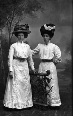 Digitalt Museum - Emilia Brunsson Vänersborg 1911
