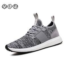 54d481348cae9 2017 New Spring Summer Men s Casual Shoes Cheap chaussure homme Korean  Breathable Air Mesh Men Shoes