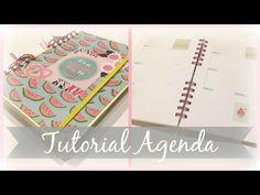 Cómo hacer una AGENDA: tutorial completo desde 0. - YouTube