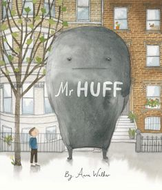 Review of Mr Huff by Anna Walker on my blog today: lovedecorateletters