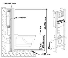 sanitary ware dimensions, toilet dimension, sink