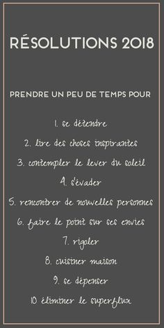 • Citation inspirante slow • Citation pour la nouvelle année. Bonnes résolutions 2018. Motivation.  SIMPLE MAGAZINE  Simple Magazine est un webzine d'inspiration slow pour tous ceux qui souhaitent donner plus de sens à leur vie en se focalisant sur les choses simples et essentielles.  • www.simple-magazine.com • Good Quotes For Instagram, French Expressions, Miracle Morning, Image Fun, Self Empowerment, Nouvel An, Make A Wish, Positive Attitude, Motivation