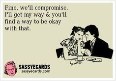 Good compromise