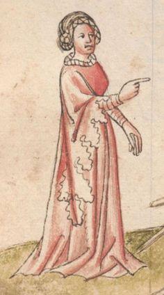 Die Pluemen der Tugent, Vintler, Hans, -1419 1. Hälfte 15. Jhdt.  Cod. Ser. n. 12819 Han  Folio 288