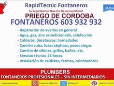 Fontaneros Priego De Cordoba 603 932 932 Baratos