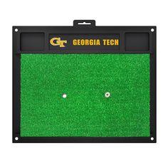 Georgia Tech Yellow Jackets Golf Practice Mat