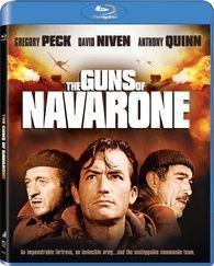 The Guns of Navarone (Blu-ray)