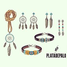 #new #collection by #platadepalo #turquesas #plumas #plata #silver #usa #madeinspain #artemovil #callefuencarral #style #lifestyle #fashion #Padgram