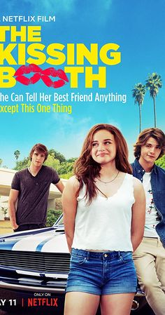 Directed by Vince Marcello. With Joey King, Jacob Elordi, Joel Courtney, Megan du Plessis. A high school student is forced to confront her secret crush at a kissing booth. Romantic Movies On Netflix, Best Romantic Movies, Netflix Movies, Movies Online, Imdb Movies, Kissing Booth, Good Movies To Watch, Great Movies, Love Movie