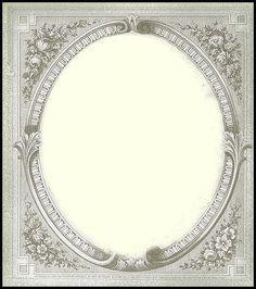 Vintage Frame: