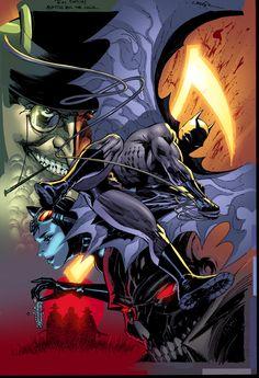 Batman and Villains by Tony Daniel