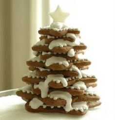 Árvore de Biscoitos!