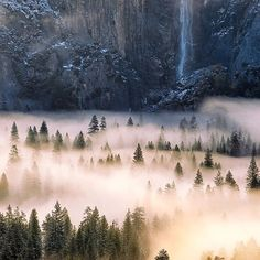 Gorgeous Landscape Photography by Matt Walker #inspiration #photography (Yosemite)