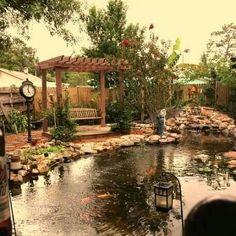 Small pond!!