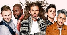 Everything you ned to know about the Netflix reboot of Queer Eye for the Straight Guy!