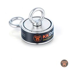 Calling all Magnet Fishing Pros! Introducing our latest premium 1200 lb double sided magnet fishing kit - the KK Double! It has everything you need to reel in the best trophies from your favourite river, lake, stream, dam or marina. Drag or drop, the kit comes with...a high tensile 8mm rope, grappling hook, protective gloves, thread locker, waterproof back pack and 2 eyebolts. Who's the magnet fishing pro now? Magnet Fishing, Fishing Kit, Kayak Fishing, Grappling Hook, Protective Gloves, Cool Gadgets To Buy, Locker, Tea Pots, Magnets