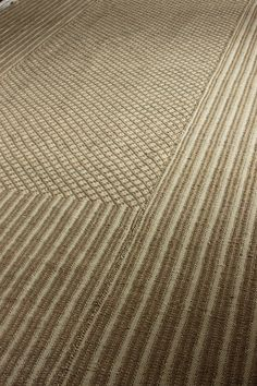 Cotton carpet Saxon style - Coral Stephens, Swaziland