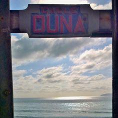 Calle Duna, Baja California #beach #view #mexico