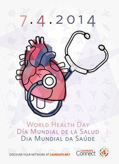 El #DíaMundialdelaSalud se celebra el 7 de abril de cada año en comemoración del aniversario de la fundación de la OMS en 1948. El Día brinda a todas las personas la oportunidad de participar en actividades que pueden mejorar la salud.  ¿En qué actividades participas tu?