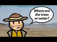 Westward Expansion: The Homestead Act of 1862 & The Frontier Thesis - YouTube