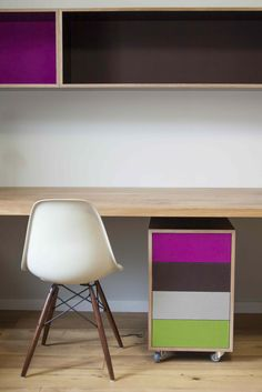 Office Space, design by Jost C.