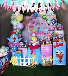 1st Birthday Party For Girls, One Year Birthday, Birthday Cake, Alice, Party Time, First Birthdays, Barbie, Baby Shower, Cata