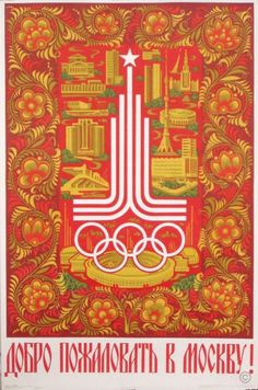 1980 Olympic Games, Moscow
