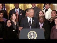 President Obama Speaks on Extending Emergency Unemployment Insurance