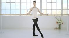 Ballet Beautiful with Mary Helen Bowers -- Perfect your posture | NET-A-...