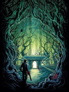 Nightmare on Film Street is the horror film podcast hosted by two horror coins with … - Entertainment Posters Geek, Horror Posters, Horror Icons, Dark Fantasy Art, Dark Art, Dan Mumford, Acid Art, Horror Artwork, Culture Pop