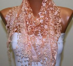 Lace Scarf...Gorgeous <3
