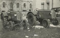 Oliver-traktorit Hankkijan arkistosta #tractor #traktorit #Oliver #Oulu