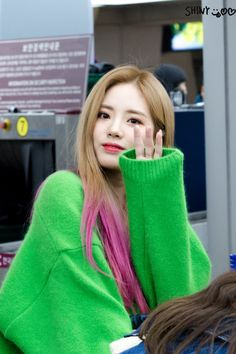 South Korean Girls, Korean Girl Groups, Pre Debut, Sistar, Turtle Neck, Kpop, Park, School, Flowers