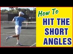 Learn How To Hit Short Angles by TomAveryTennis.com