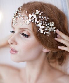 7 Beyond Gorgeous Hair Accessories for Every Member of Your Bridal Squad