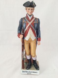 Hey, diesen tollen Etsy-Artikel fand ich bei https://www.etsy.com/de/listing/472518947/2-maryland-infanterie-1777-revolutionar