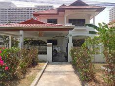 4 bedroom house for rent in Jomtien