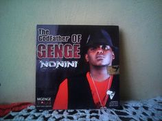 @noninimusic #thegodfatherofgenge dope ass album!!! Hits tupu!!!! Kenyan Music, The Godfather, Album, Cover, Slipcovers