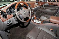 2013 Buick Enclave Interior DickNorris.com