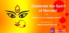 Happy Navratri, everyone! #SozialHub